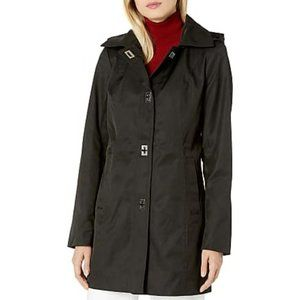 ANNE KLEIN Black Fall Jacket